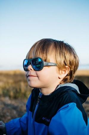 Okulary przeciwsłoneczne   3-5 lat   Blue Steel   Babiators Premium