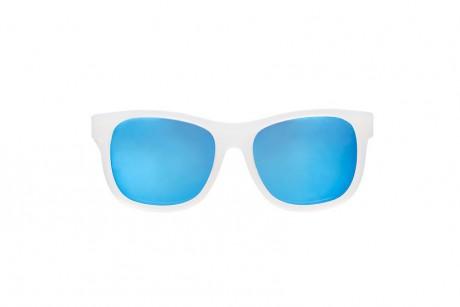 Okulary przeciwsłoneczne   3-5 lat   Przeźroczyste oprawki Blue Ice   Babiators Premium