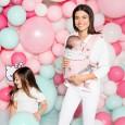 Nosidło   wzór Play Time Hello Kitty   Ergobaby ADAPT