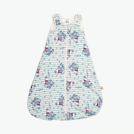 Śpiworek do spania | wzór Hello Kitty Sail away | 100% bawełna 0.3 Tog | Ergobaby