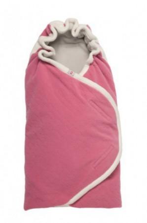 Otulacz- rożek Oryginal 2w1 | polar | kolor DOWN | Lodger