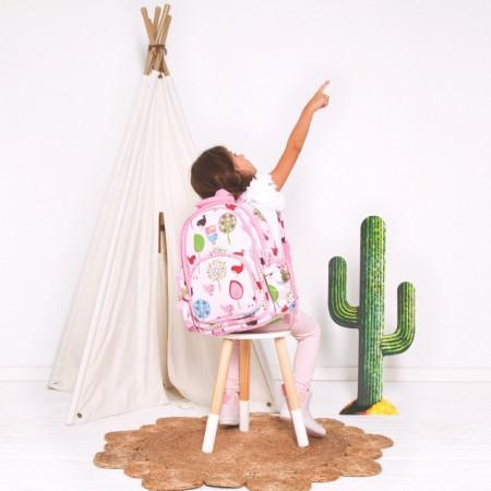 Duży plecak z kieszeniami | Penny Scallan