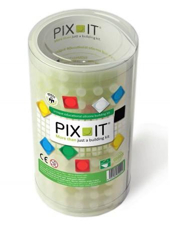 Układanka PIX-IT | zestaw na start | przezroczysty