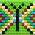 Układanka PIX-IT | zestaw na start | zielony