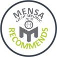 Układanka PIX-IT polecana jest przez stowarzyszenie MENSA