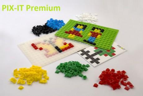 Układanka PIX-IT | zestaw premium