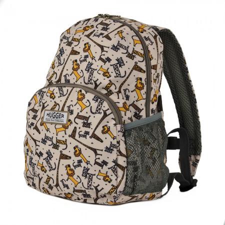 Plecak dla dziecka Totty Tripper M | wzór Safari | Hugger