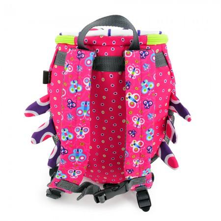 Plecak dla dziecka Little Monster | wzór Betty Butterfly | Hugger