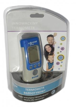 Termometr bezdotykowy Abakus Baby - opakowanie