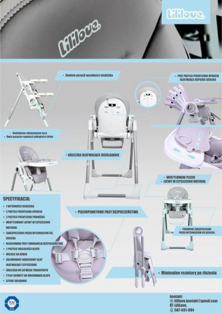 Cechy krzesełka