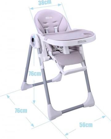 Wymiary rozłożonego krzesełka