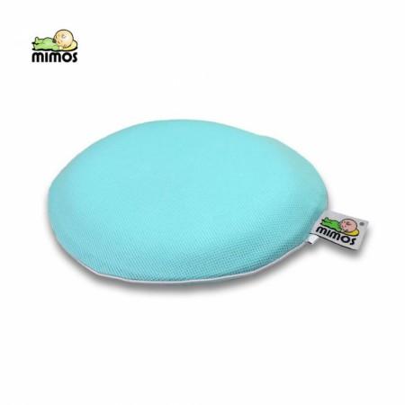 Poszewka turkusowa na poduszkę Mimos S | Mimos