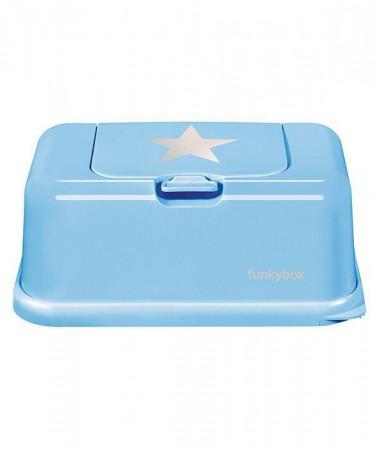 Pojemnik na chusteczki | Blue Silver Star | Funkybox