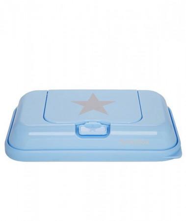 Pojemnik na chusteczki TO GO | Blue Silver Star | Funkybox