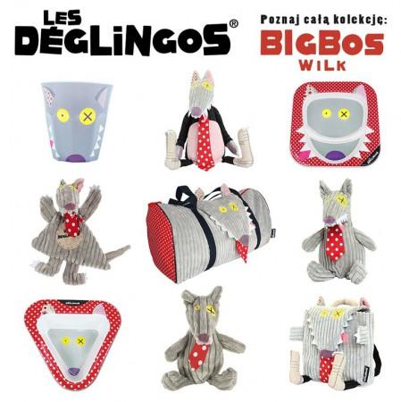 Kolekcja Wilk Bogbos Les Deglingos