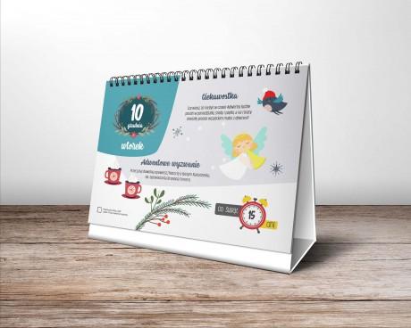 Adwentownik - przewodnik adwentowy dla dzieci i rodziców - edycja 2019