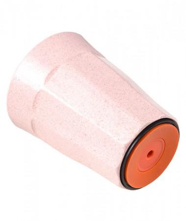 Nieprzewracalny Kubek z Przyssawką z Eko Plastiku | różowy | KIDodo