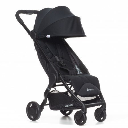 Spacerówka Metro Compact City Black 6,3 kg | Ergobaby