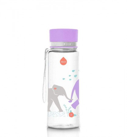 Butelka - bidon BPA Free 600 ml | Elephant | EQUA