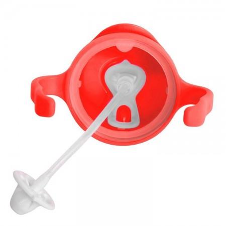 *NOWY* innowacyjny bidon ze słomką arbuzowy B.BOX