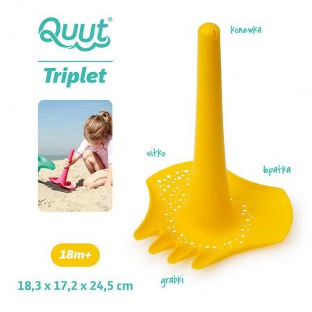 Łopatka wielofunkcyjna Triplet kolor Mellow Yellow QUUT