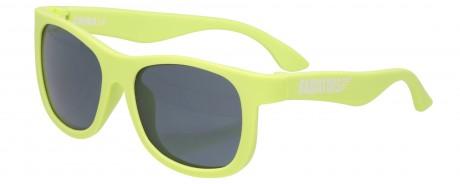 Okulary przeciwsłoneczne | 3-7 lat | Sublime Lime | Babiators
