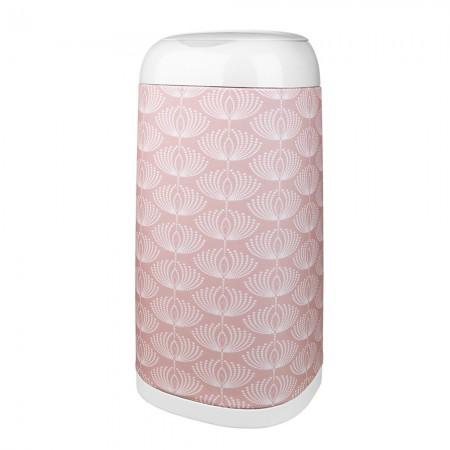 Rękaw do pojemnika Angelcare Dress Up kolor różowy kwiatki